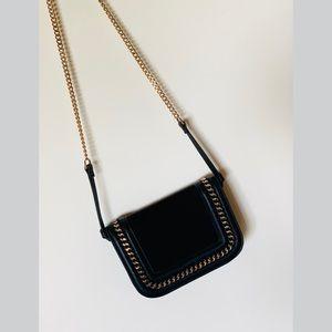 Black sling bag-Top Shop